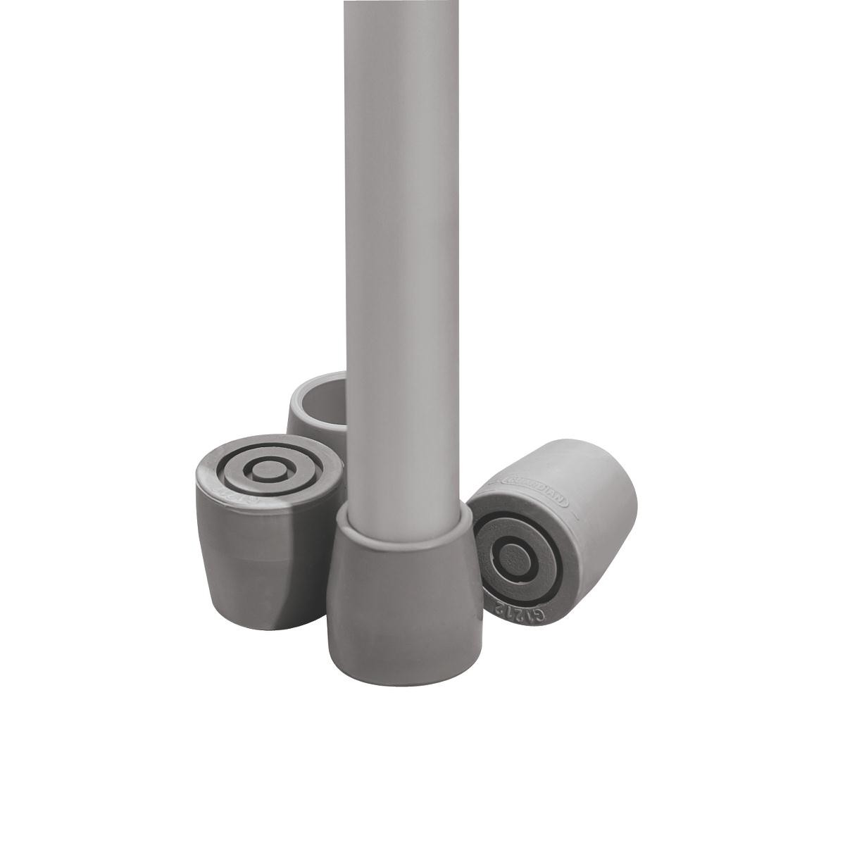 "Medline 1"" Guardian Utility Tips,Gray"