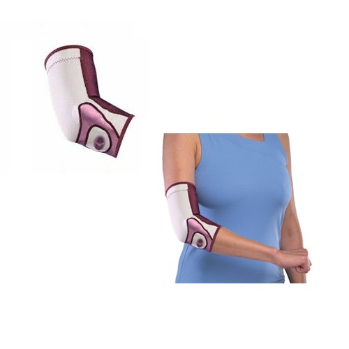 Mueller Life Care Contour Elbow Support Sleeve