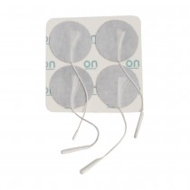 Drive Medical Round Pre Gelled Electrodes for TENS Unit