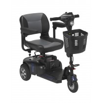 Drive Medical Phoenix Heavy Duty Power Scooter, 3 Wheel