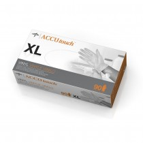 Medline Accutouch Synthetic Exam Gloves - CA Only
