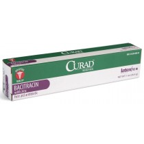 Medline CURAD Bacitracin Ointment with Zinc,1.000 OZ
