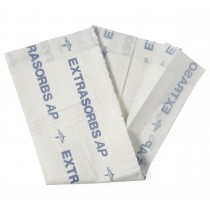 Medline Extrasorbs Air-Permeable Disposable Drypads
