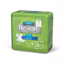 Medline FitRight Restore Super Briefs
