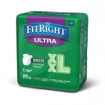 Medline FitRight Ultra Briefs