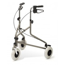 Medline Tri-Wheeled Rollators,Titanium
