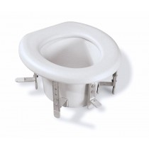 Medline Universal Raised Toilet Seat