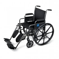 Medline K1 Basic Extra-Wide Wheelchairs