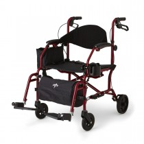 Medline Combination Rollator/Transport Chair
