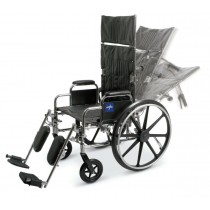 Medline Reclining Wheelchairs - 16 x 17""