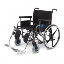 Medline Shuttle Extra-Wide Wheelchairs