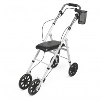 Medline Basic Knee Walker,White
