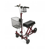 Medline Generation 2 Weil Knee Walker,Burgandy
