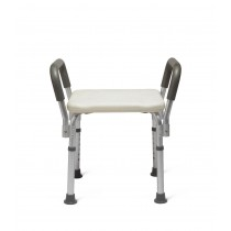 Medline Knockdown Bath Bench with Arms