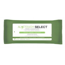 Medline Aloetouch SELECT Premium Spunlace Personal Cleansing Wipes