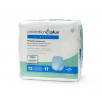Medline Protection Plus Classic Protective Underwear