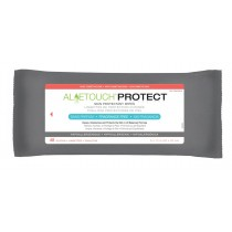 Medline Aloetouch PROTECT Dimethicone Skin Protectant Wipes