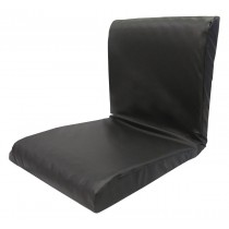 Medline Therapeutic Foam Seat & Back Cushion
