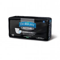 """Medline FitRight Active Male Guards,6"""" X 11"""""""