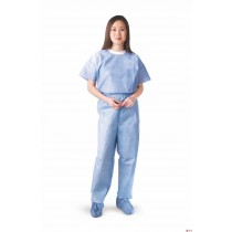 Medline Disposable Scrub Pants