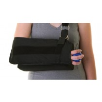 Medline Shoulder Immobilizer with Abduction Pillow,X-Large