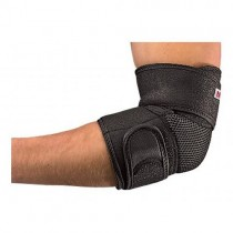 Mueller Adjustable Elbow Support 75217 - Black One Size