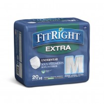 Medline FitRight Extra-Protective Underwear