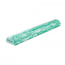 "OPTP Green Marble Half Pro-Roller - 36"" x 3"""